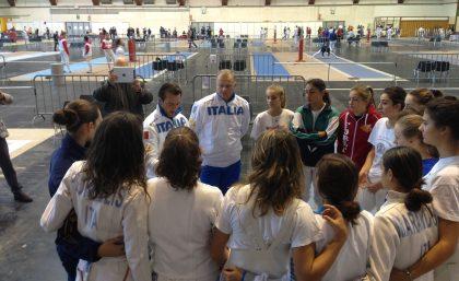 European Cadet Circuit 2014-15 – Klagenfurt